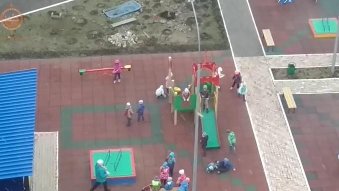 ВКрасноярске СКР проводит проверку пофакту потасовки детей вдетском саду