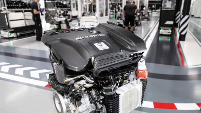 Выпущен самый мощный четырехцилиндровый мотор в мире