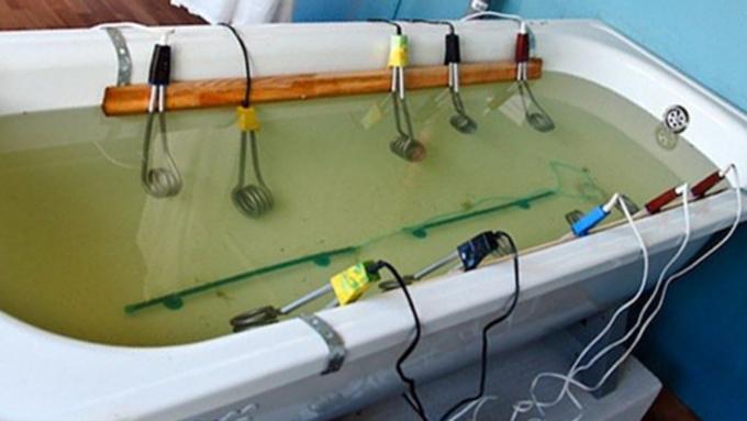 Горячую воду вернут 10 июля / Фото: типичная-шатура.рф