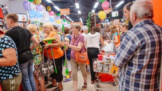 В Барнауле состоится открытие «Галамарта»