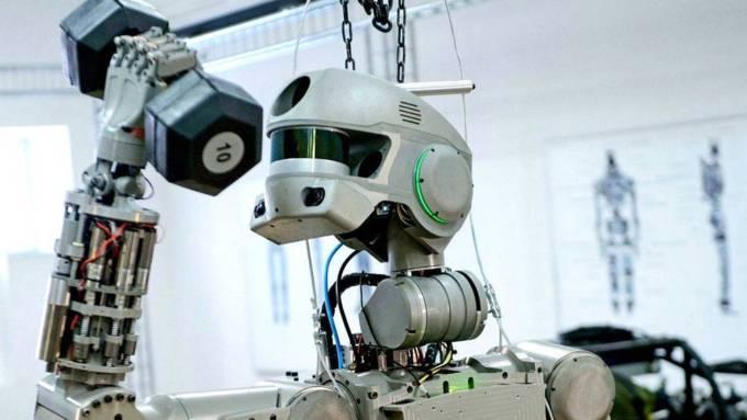 Приехали. Робот«Федор», начавший путь к МКС с «Поехали!»,не смог состыковаться