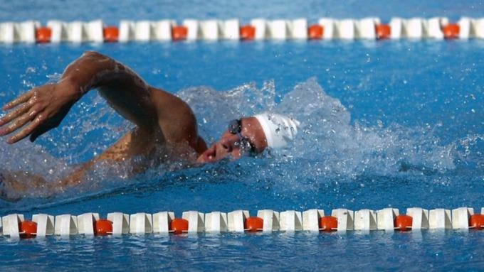 Алтайский пловец установил мировой рекорд на дистанции 100 метров вольным стилем