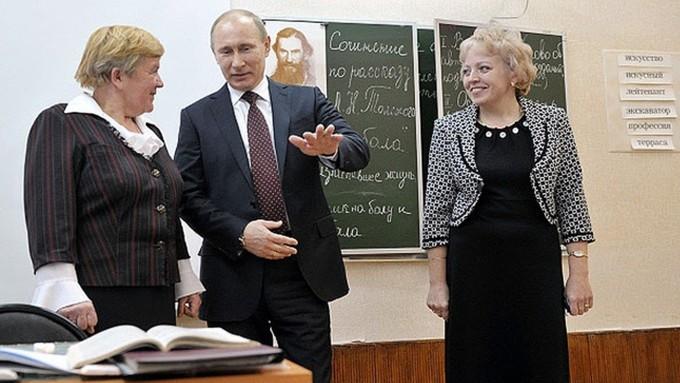 Путин поручил руководству следить заповедением молодежи вглобальной web-сети