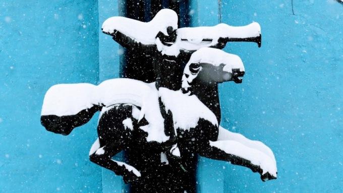 Декабрь-2020 в Барнауле попал в десятку самых снежных за 100 лет