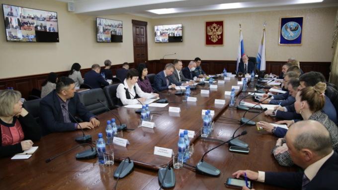 Фото: пресс-служба правительства Республики Алтай