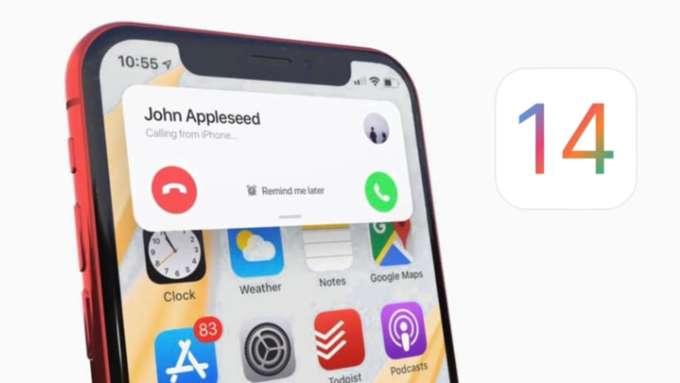 Apple представила операционную систему iOS 14