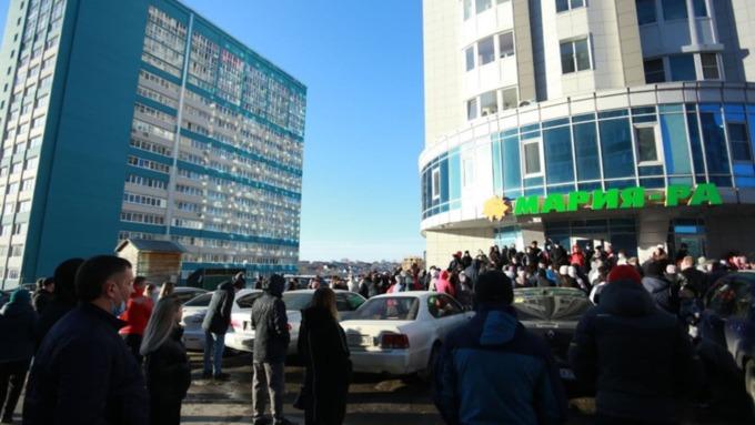 Такой день. Жильцы против многоэтажки в Барнауле и обращение сельчан с Алтая к Путину