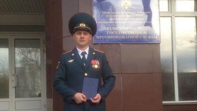 На Урале миллиардер погасил долги семьи погибшего спасателя