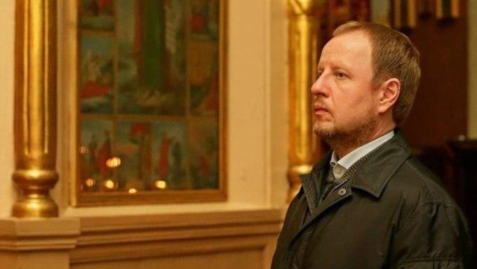 Виктор Томенко принял участие в Пасхальном богослужении в Бийске