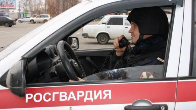 Сотрудники Росгвардии в Новоалтайске задержали сбежавшего заключённого
