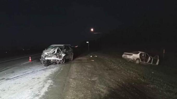 """Жёсткое столкновение """"лоб в лоб"""" произошло на трассе Барнаул – Новосибирск"""