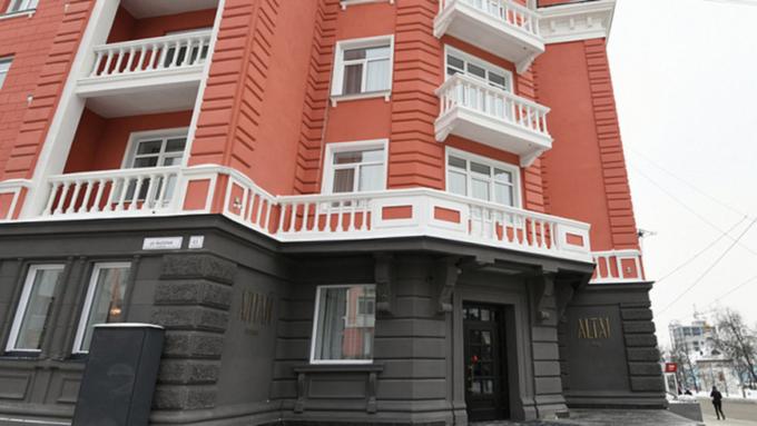 """Часть барнаульской гостиницы """"Алтай"""" продают за 49 млн рублей"""
