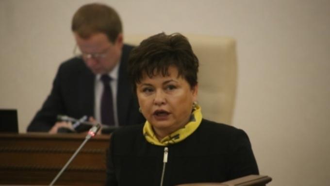 Дело бывшей алтайской чиновницы Стеллы Штань передали в суд