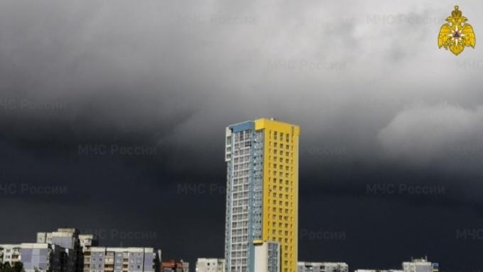 Жителей Алтайского края предупреждают о резком ухудшении погоды