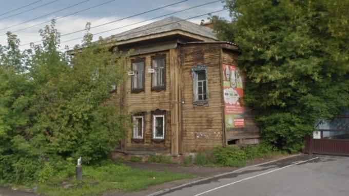 Власти Барнаула расселят дом в центре города для постройки нового ЖК