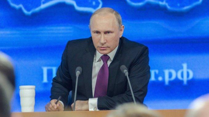 Путин озвучил слова Лукашенко о ситуации с посадкой самолёта Ryanair в Минске