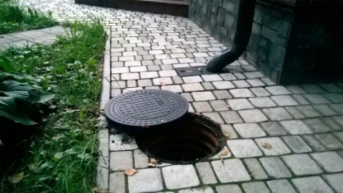 СК завершил расследование дела о падении двухлетней девочки в колодец в Барнауле