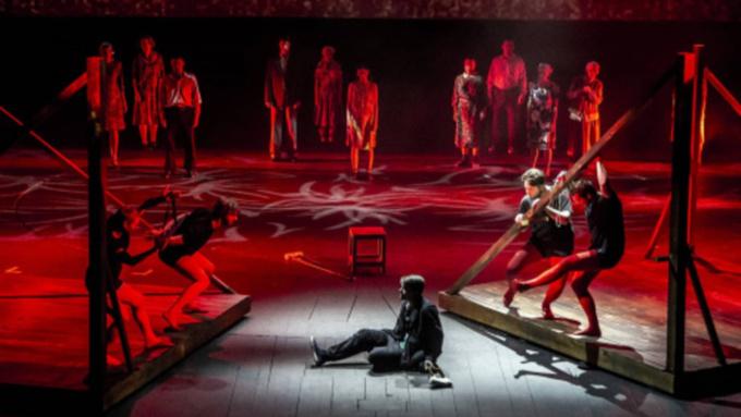 Артисты алтайского театра драмы выступят на сцене Вахтанговского театра в Москве