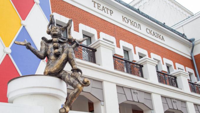 """Алтайский театр кукол """"Сказка"""" въезжает в новое здание"""