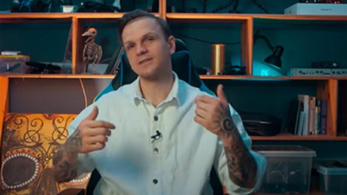 Блогера Дмитрия Ларина задержали в Санкт-Петербурге