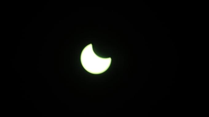 Такой день. Редкое солнечное затмение в Барнауле и низкие зарплаты в Алтайском крае