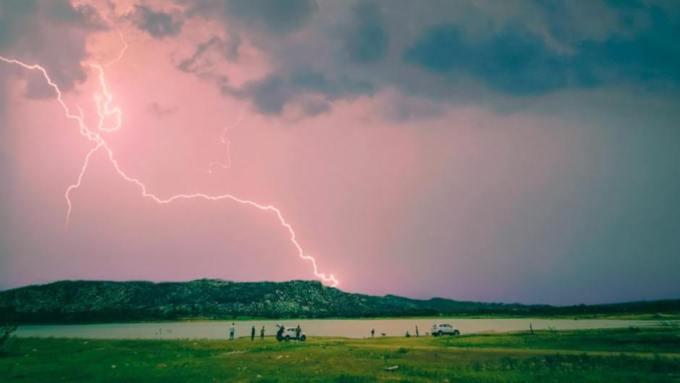 Грозы и небольшие дожди: прогноз погоды в Алтайском крае на 12 июня