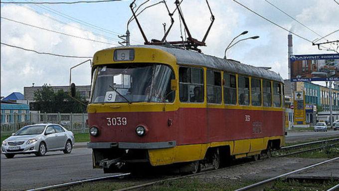 Маршрут движения трамвая № 7 изменят в Барнауле