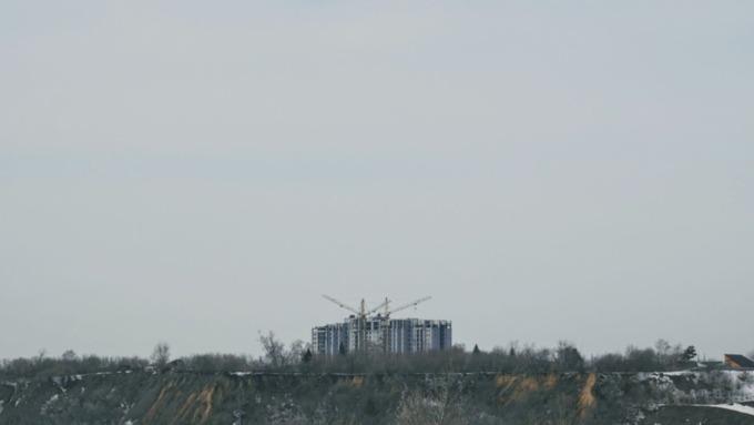 Гигантский квартал частного сектора у Нагорного парка готовят к застройке многоэтажками