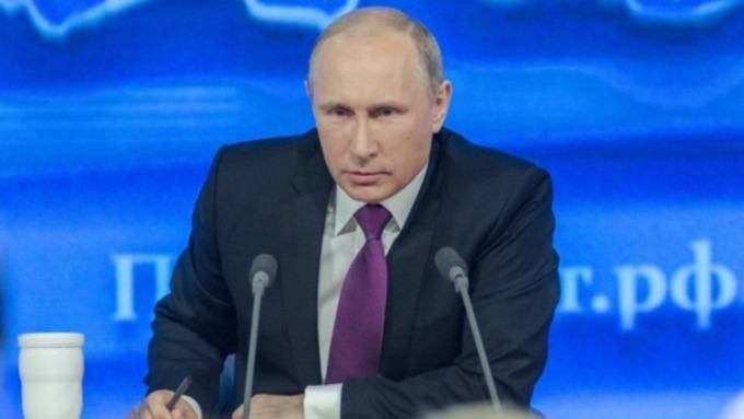 Алтайский край попал в список лидеров по числу вопросов на прямую линию с Путиным