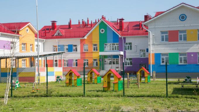 Два новых детских сада откроются в Барнауле 5 июля