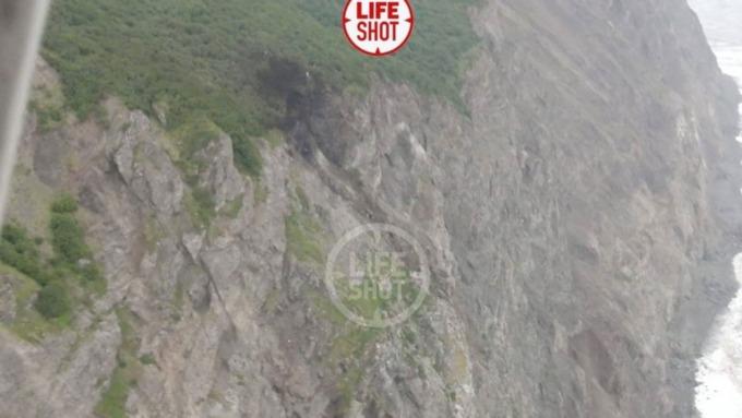 Спасатели не могут добраться до места крушения Ан-26 на Камчатке