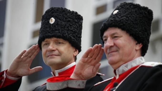 Путин поддержал идею создать казачьи полки в Росгвардии