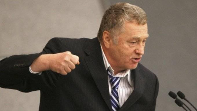 Жириновский возглавил первую тройку кандидатов в АКЗС от ЛДПР