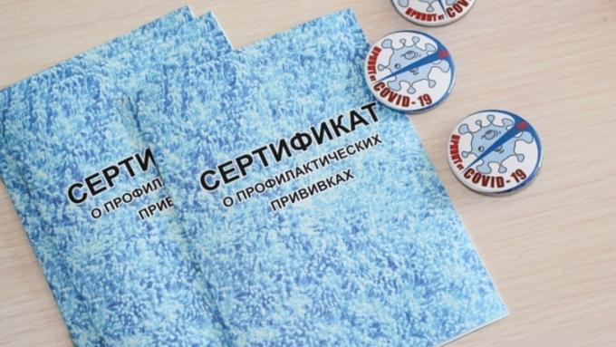 В Барнауле открывают ещё четыре мобильных комплекса вакцинации