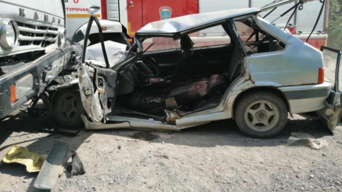 Житель Ярославской области пострадал в ДТП с грузовиком в Горном Алтае