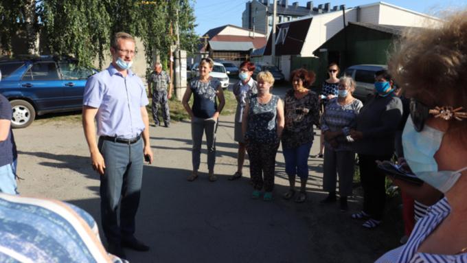 """""""Планов на застройку нет"""". Власти Барнаула продолжают обсуждение поправок в генплан города"""