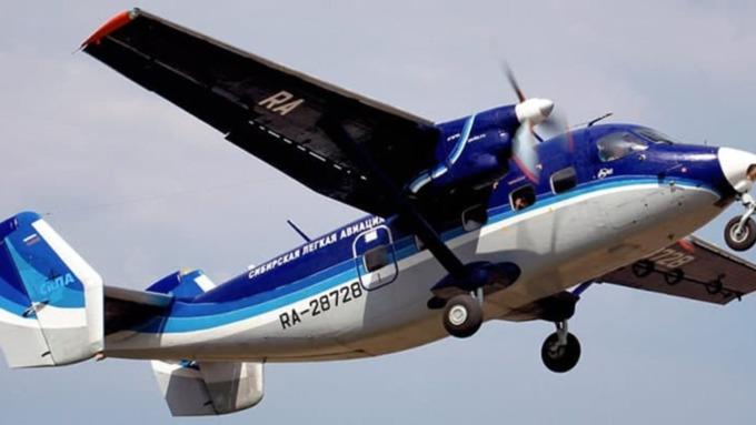 Названа причина экстренной посадки самолёта Ан-28 в Томской области