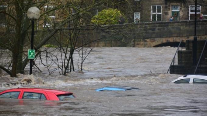 Режим военной катастрофы ввели в Германии из-за наводнений