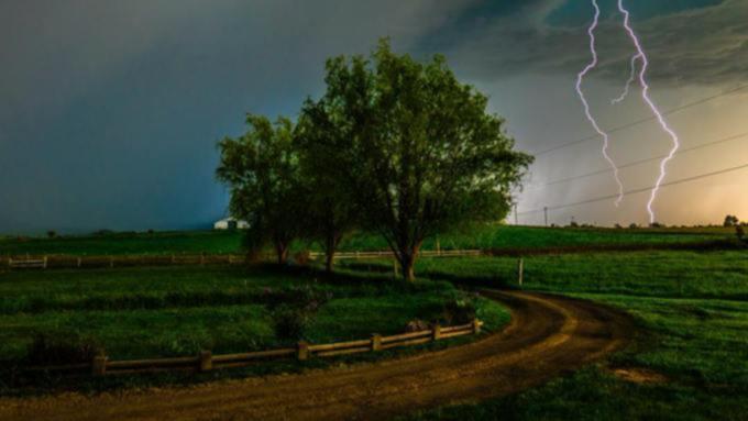 19 июля в Алтайском крае ожидаются дожди и грозы