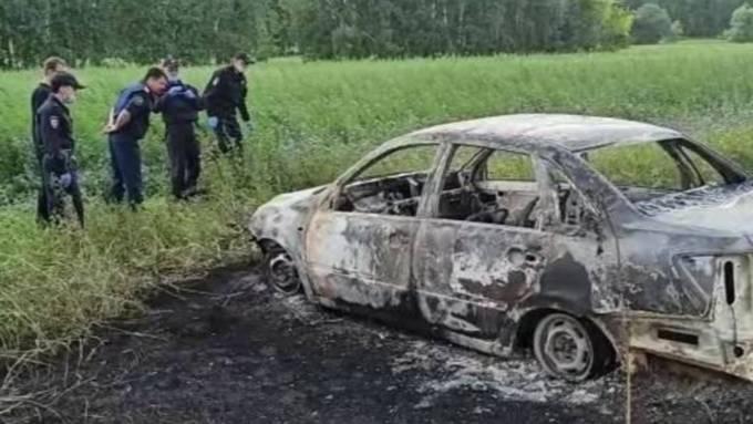 СМИ: подозреваемый в убийстве участкового под Барнаулом признался в преступлении