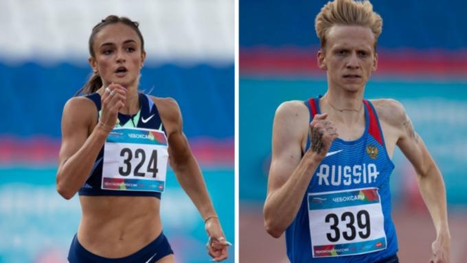 Алтайские легкоатлеты победили на Кубке России