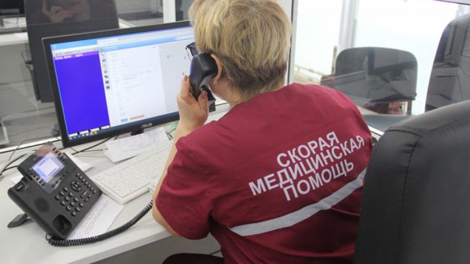 Бригадам скорой помощи в Барнауле выдали экспресс-тесты на ковид