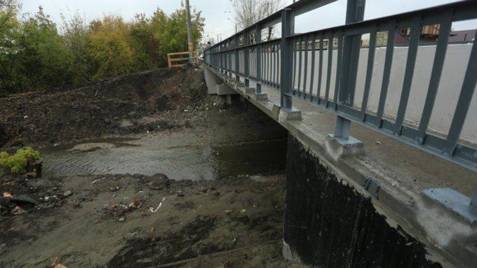 Власти Барнаула ищут подрядчика на ремонт четырех мостов через Пивоварку