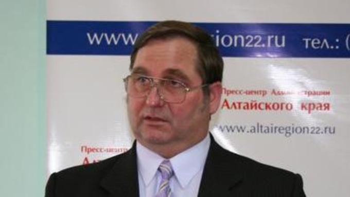 Умер бывший главный дорожник Алтайского края Сергей Давыдов