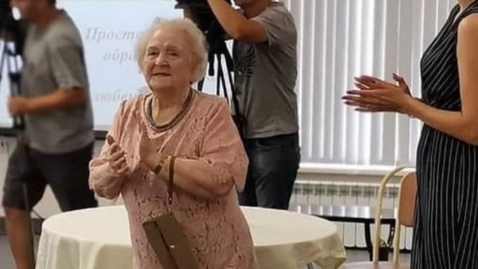 Ветеран отечественной войны из Барнаула отпраздновала 102-летие