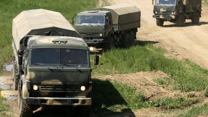 Военные перекроют дороги в Алтайском крае 25 августа