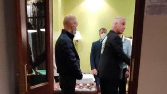Силовики пришли к солисту группы Rammstein Тиллю Линдеманну