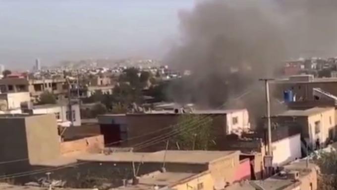 Ракета США, нацеленная на террориста, убила женщину и ребёнка в Кабуле
