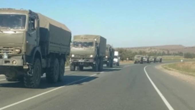 Военные перекроют участок трассы в Алтайском крае