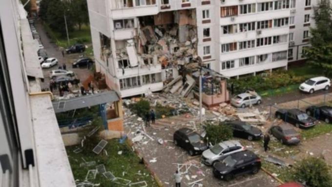 Жители квартир, пострадавших при взрыве газа в Ногинске, получат по 30 тысяч рублей